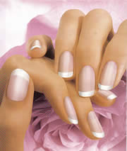 Péče o gelové nehty